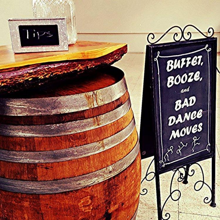 Wine barrel only